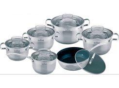 Набор посуды Maxmark 12 предметов (MK-3512А)