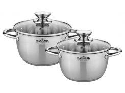 Набор посуды Maxmark 4 предмета (MK-VS8504A)