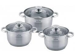 Набор посуды Maxmark 6 предметов (MK-3506B)