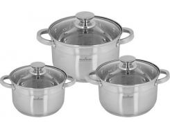 Набор посуды Maxmark 6 предметов (MK-3506А)