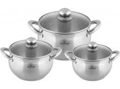 Набор посуды Maxmark 6 предметов (MK-APP7506G)