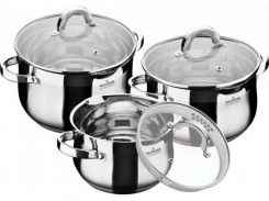 Набор посуды Maxmark 6 предметов (MK-BL6506F)