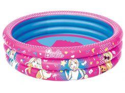 Надувной бассейн Barbie, 3 кольца (122 × 30 см), Bestway