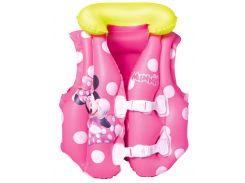 Надувной жилет Minnie Mouse (51 × 46 см), Bestway