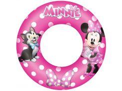 Надувной круг  (56 см) Минни Маус, Bestway