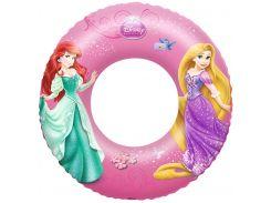 Надувной круг Принцессы Disney (56 см), Bestway