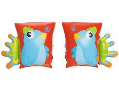 Надувные нарукавники для плавания (попугаи), Bestway