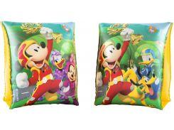 Надувные нарукавники для плавания Микки Маус, Bestway