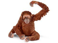 Орангутан (самка), игрушка-фигурка, Schleich