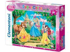 Пазл Disney Princess, 24 эл., Clementoni