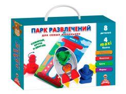Парк развлечений для самых маленьких, игра с болтами, Vladi Toys
