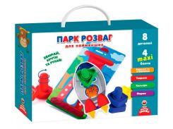 Парк развлечений для самых маленьких, игра с фурнитурой, Vladi Toys