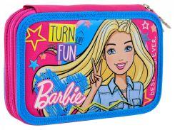 Пенал твердый двойной HP-01 Barbie, 1 Вересня
