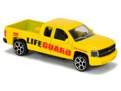 Пляжный патруль Chevrolet Silverado, 7.5 см, Majorette