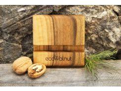Подставка для гаджетов Квадрат, EcoWalnut