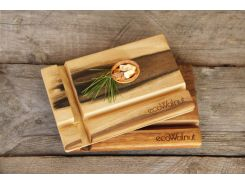 Подставка для гаджетов Прямоугольник, EcoWalnut
