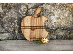 Подставка для гаджетов Яблоко, EcoWalnut