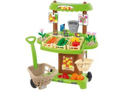 Продуктовый супермаркет Органические продукты, Ecoiffier