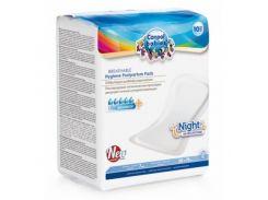 Прокладки послеродовые дышащие (на ночь) 10 шт., Canpol babies