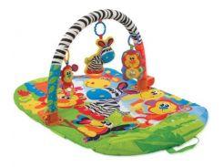 Развивающий коврик Сафари, Playgro