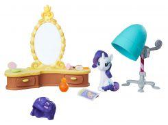 Рарити - Салон-парикмахерская, игровой набор, My Little Pony