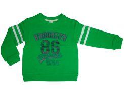 Реглан для мальчика Brooklyn 86, Danaya, зеленый (104 р.)