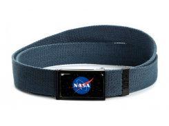 Ремень ZIZ НАСА синий (2905005)