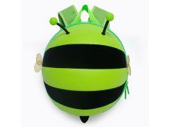 Рюкзак Supercute Пчелка зеленый 4.7 л (sup-bee-002)