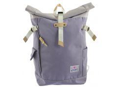 Рюкзак городской Roll-top Lavender (20 л), Smart