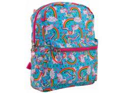 Рюкзак детский двухсторонний K-32 Rachell Pattern (7л), Yes