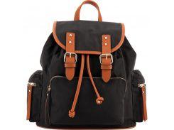 Рюкзак молодежный 2517-1 черный (12 л), Kite
