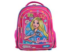 Рюкзак школьный S-22 Barbie (12,5 л), 1 Вересня