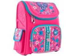 Рюкзак школьный каркасный H-17 Cute (14л), Yes