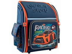 Рюкзак школьный каркасный H-18 Racing (14л), Yes