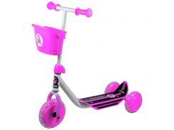 Самокат Mini Kid 3W Kick Scooter (розовый), Stiga