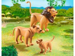 Семья львов (6642), Playmobil