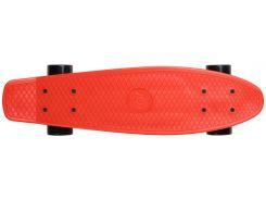 Скейтборд Joy, красный, Stiga