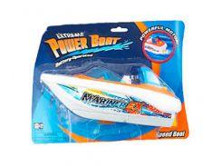 Скоростная лодка, оранжевая, Keenway