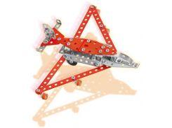 Собери самолет, конструктор металлический, SES