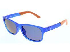 Солнцезащитные очки HIS Polarized детские синий цвет (HP60105-2)