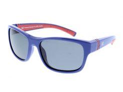 Солнцезащитные очки HIS Polarized детские синий цвет (HPS90108-2)