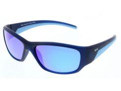Солнцезащитные очки HIS Polarized детские спортивные черный цвет (HP50105-3)