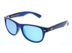Солнцезащитные очки HIS Polarized детские темно-синий цвет (HP50104-3)