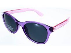 Солнцезащитные очки HIS Polarized детские фиолетовый цвет (HP70101-3)