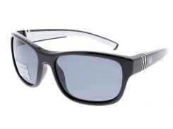 Солнцезащитные очки HIS Polarized детские черный цвет (HPS90108-3)