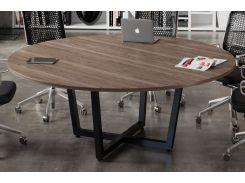 Стол для переговоров Loft Design D2000 Дуб Палена (0048-3)