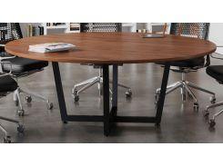 Стол для переговоров Loft Design D2000 Орех Модена (0048-4)