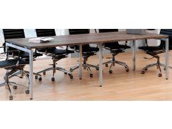 Стол для переговоров Loft Design Q270 Дуб Палена (0047-3)