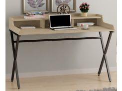 Стол письменный Loft Design L10 Дуб Борас (0004-2)