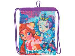 Сумка-мешок детская DB-11 Enchantimals, Yes
